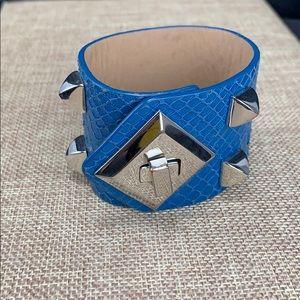 Vince Camuto Leather Stud Bracelet